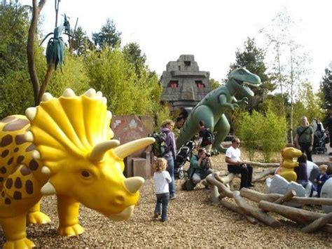 Fun Park de Playmobil, localizado en Zirndorf, Alemania, a ...