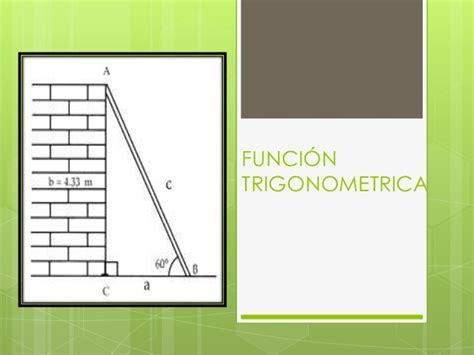 Función trigonometrica