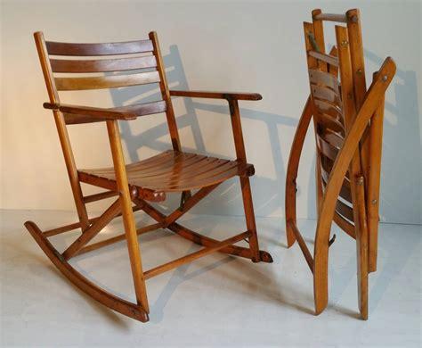 Functional Folding Rocking Chair | Myhappyhub Chair Design