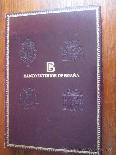 Fundacion banco exterior de españa.1928. envio   Vendido ...