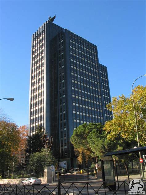 Fundación DINTEL   Edificio Mutua Madrileña  antiguo ...