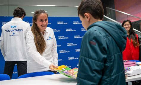 Fundación Mutua Madrileña: La Fundación recoge más de 1 ...