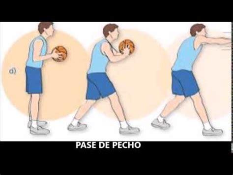 FUNDAMENTOS DEL BALONCESTO   YouTube