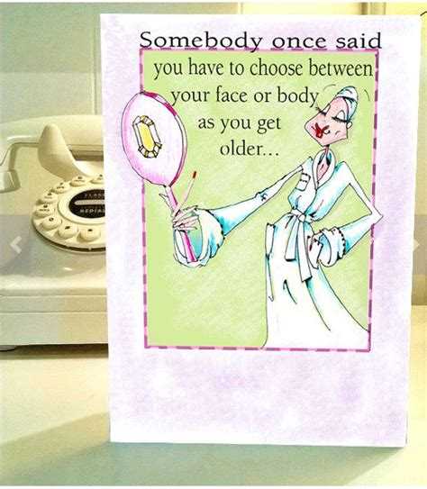 Funny birthday funny birthday card funny women by ...