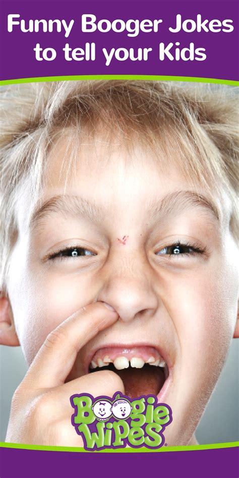 Funny Booger Jokes For Kids  Boogie Wipes