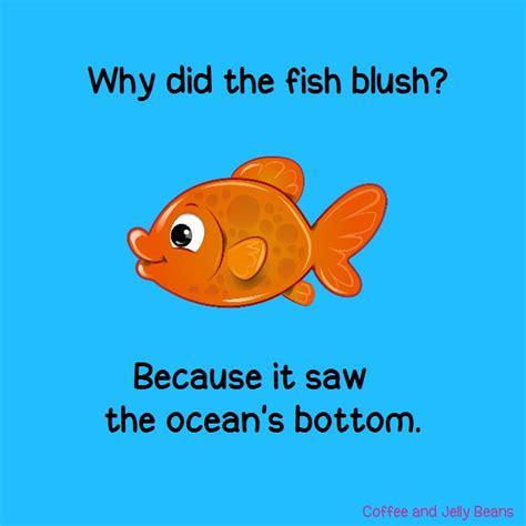 Funny Jokes Fish Joke Puns Silly Jokes Kid Jokes Dad Jokes ...