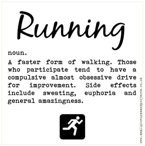 Funny running quotes and Running definitions Motivation ...