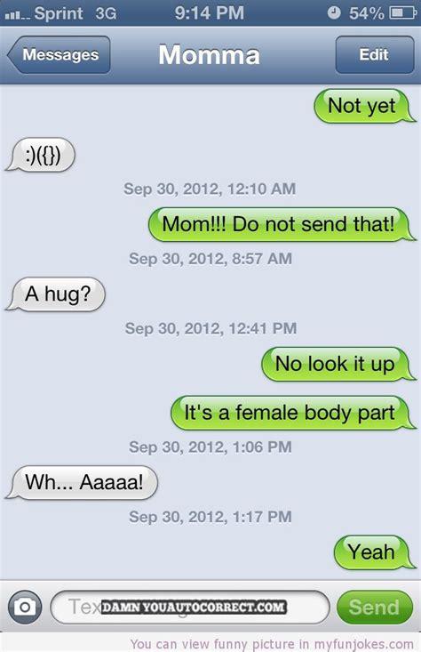 Funny text Mom fail really funny photos   http://www ...