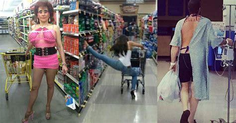 Funny Walmart Shoppers: Pictures Capture Weirdest Customers