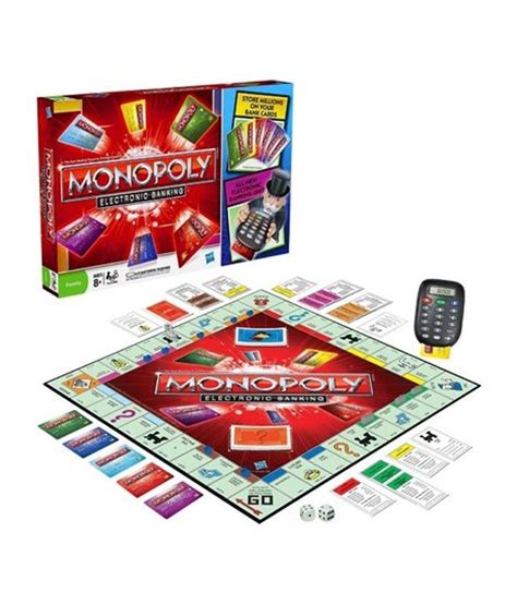 Funskool Monopoly E Banking   Buy Funskool Monopoly E ...