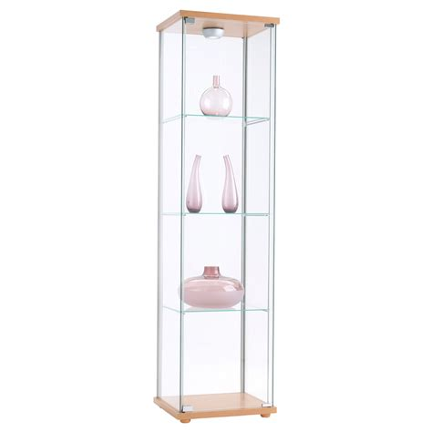Furniture: Interesting Ikea Curio Cabinet For Vertical ...