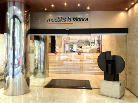 Furniture Muebles La Fábrica in Barcelona   Furniture in Spain