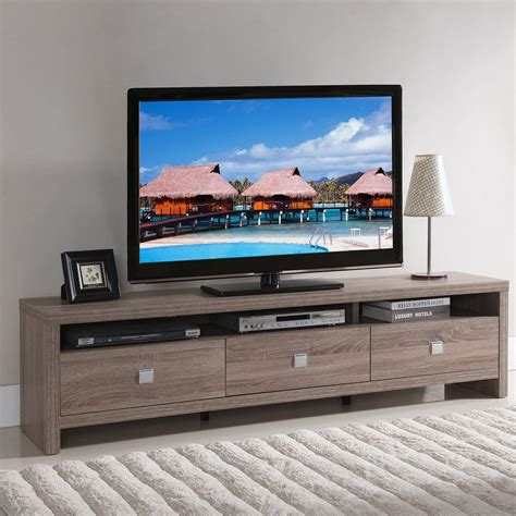 Furniture of America Contemporary TV Stand   TV Stands at ...