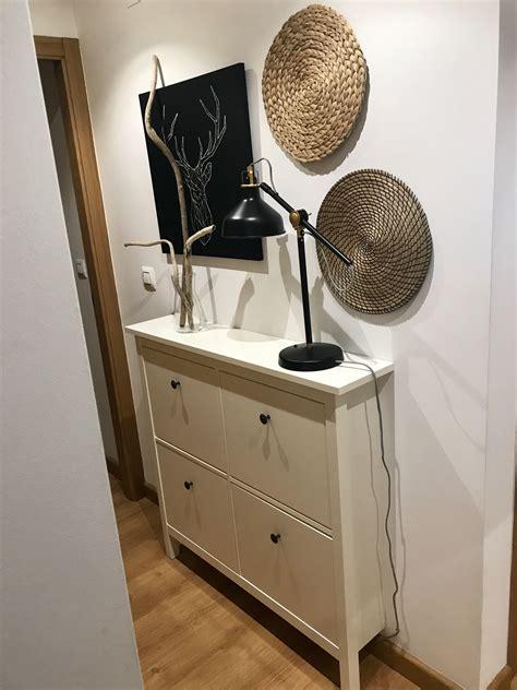Furniture Shoes Hemnes Ikea Hall Small Hall Zapatero ...