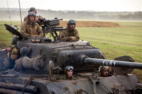 FURY 2014   War Action Movie of Brad Pitt   XciteFun.net