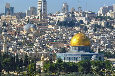 Fury in Palestine as Trump declares Jerusalem 'capital of ...