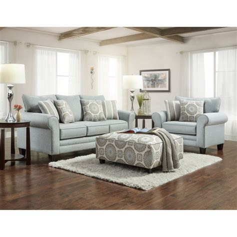 Fusion Furniture Living Room Sets 3 Piece Lara Living Room ...