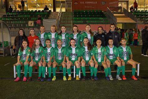 Fútbol Base Femenino 19/20   Unió Esportiva Cornellà