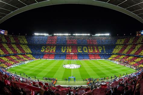 Fútbol Club Barcelona Tour Privado   Barcelona