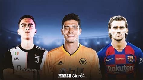 Fútbol de Estufa 2020   Fichajes: Mercado de fichajes 2020 ...