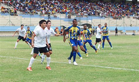Fútbol Ecuador Segunda Categoría Se jugó una fecha más del ...