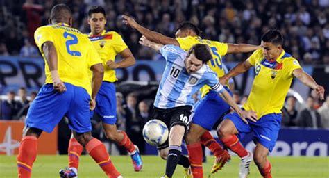 Fútbol Ecuador Selección Nacional  1 1  En Vivo: Comienza ...