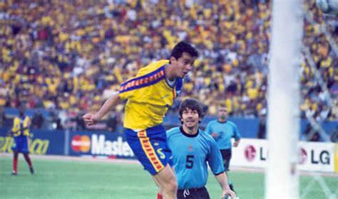 Fútbol Ecuador Selección Nacional CONMEBOL recordó la ...