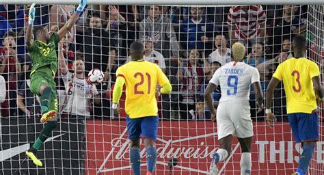 Fútbol Ecuador Selección Nacional La Selección de Ecuador ...