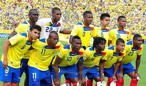 Fútbol Ecuador Selección Nacional Luna y detalles de la ...