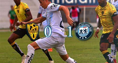 Fútbol Ecuador Serie A  0 1  Guayaquil City se impuso a ...