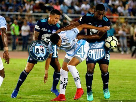 Fútbol Ecuador Serie A  1 4  Emelec superó con facilidad a ...