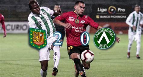 Fútbol Ecuador Serie A  2 0  Deportivo Cuenca vence a ...