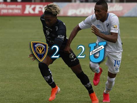 Fútbol Ecuador Serie A  2 2  Independiente del Valle y ...