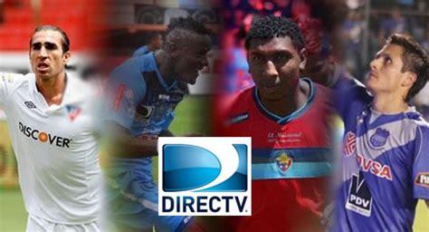 Fútbol Ecuador Serie A Con DIRECTV no te pierdas las ...