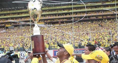 Fútbol Ecuador Serie A Listo el calendario para la primera ...