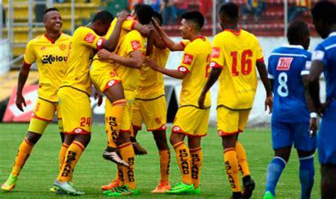 Fútbol Ecuador Serie B Aucas se recupera y gana en Guano ...