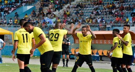 Fútbol Ecuador Serie B Fuerza Amarilla celebra su regreso ...