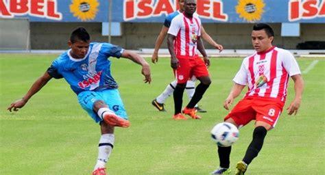 Fútbol Ecuador Serie B La sexta fecha de la Serie B del ...