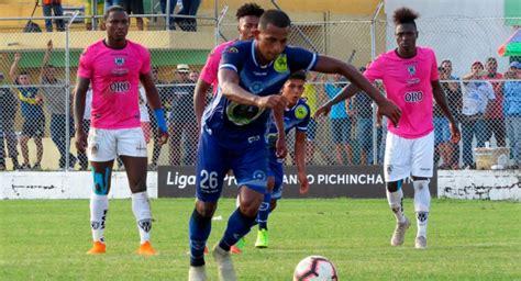Fútbol Ecuador Serie B Santa Rita se hace fuerte como ...