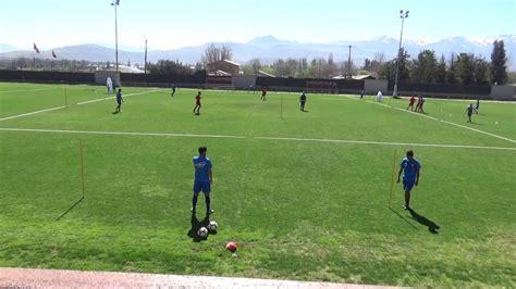 Fútbol Ejercicio Táctico Ofensivo Interlineal MC+Atac+DL ...