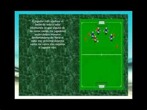 Futbol ejercicios   YouTube