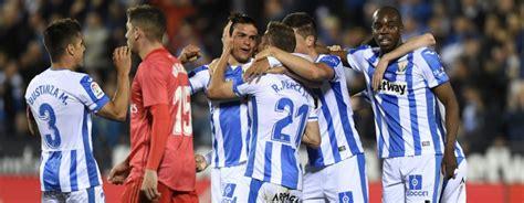Fútbol: El Leganés da su mejor imagen y logra un punto ...