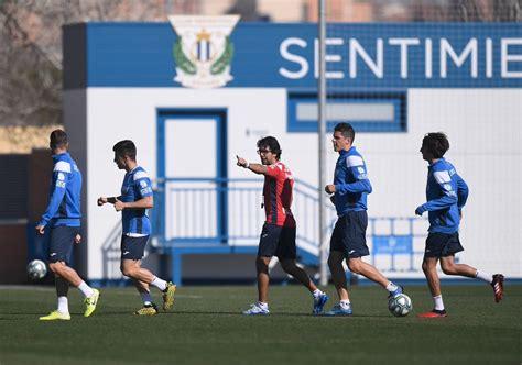 Fútbol | El plan marcado por el Leganés para la vuelta a ...