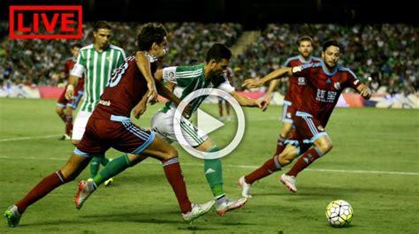 Futbol en directo Real Sociedad ,Betis direct tv iptv ...
