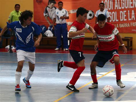Futbol | En el futbol de sala, el representante de NL ...