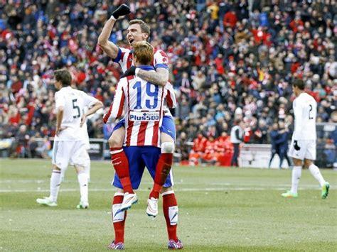 Fútbol en la tele: Atlético de Madrid Real Madrid, horario ...