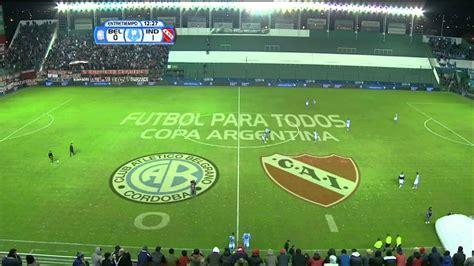 Fútbol en vivo. Belgrano   Independiente. Copa Argentina ...