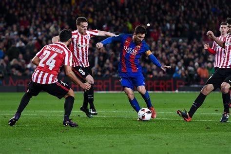 Fútbol en Vivo: FC Barcelona vs. Athletic de Bilbao por la ...