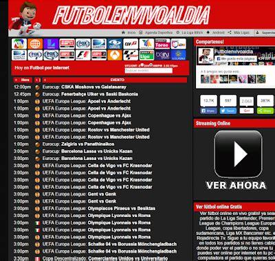 Futbol en vivo: Partido en Vivo | Tarjeta roja TV   Roja ...