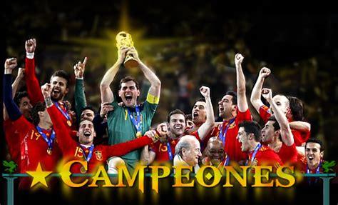 Futbol español   Futbol y el mundo, recorrido a nivel mundial.